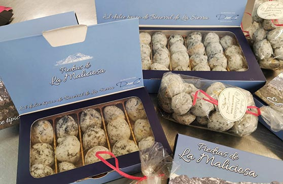 piedras de la maliciosa pasteleria domca